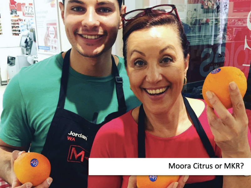 Moora, Citrus or MKR